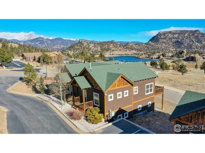 Estes Park Condo/Townhouse For Sale: 2625 Marys Lake Rd #33