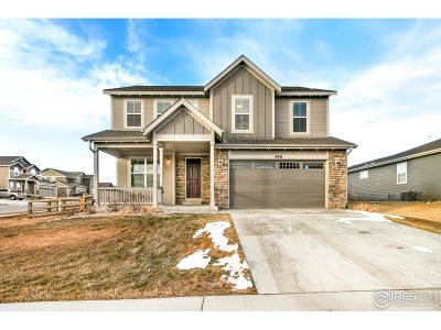 Berthoud Single Family Home For Sale: 696 Great Basin Ct