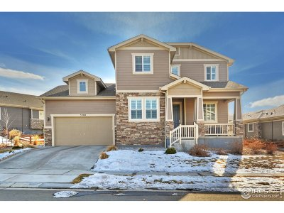 Broomfield Single Family Home For Sale: 3980 W 149th Ave