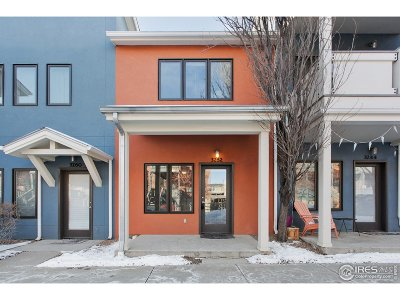 Boulder Condo/Townhouse For Sale: 3252 Foundry Pl