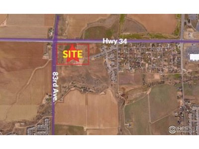 Greeley Residential Lots & Land For Sale: 83rd Ave And Hwy 34