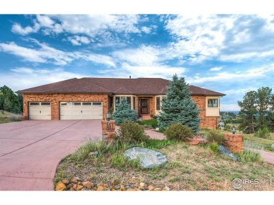 Golden CO Single Family Home For Sale: $930,000