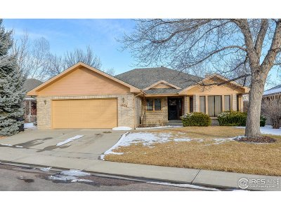 Longmont CO Single Family Home For Sale: $440,000