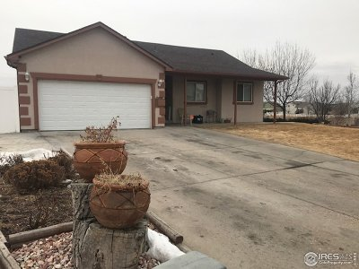 Greeley Single Family Home For Sale: 407 28th Ave Ct