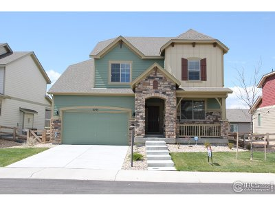 Loveland Single Family Home For Sale: 2753 Saltbrush Dr