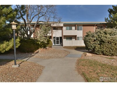 Boulder CO Condo/Townhouse For Sale: $195,000