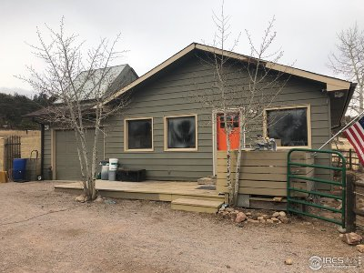 Livermore CO Single Family Home For Sale: $299,000
