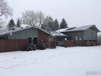 Greeley Single Family Home For Sale: 2585 59th Ave