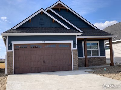 Windsor CO Single Family Home For Sale: $410,000