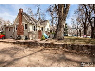 Fort Collins Multi Family Home For Sale: 312 Locust St
