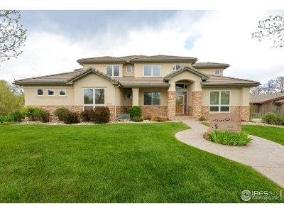 Loveland Single Family Home For Sale: 5435 Cedar Valley Dr