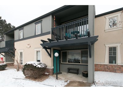 Boulder Condo/Townhouse For Sale: 770 W Moorhead Cir