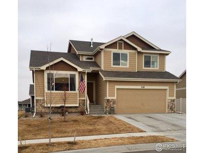 Severance Single Family Home For Sale: 538 El Diente Ave