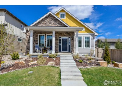 Fort Collins Single Family Home For Sale: 3820 Oak Shadow Way