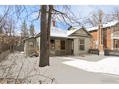 Boulder Single Family Home For Sale: 2326 Goss St