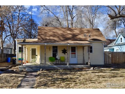 Longmont Multi Family Home For Sale: 717 Baker St
