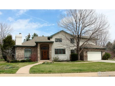 Longmont Single Family Home For Sale: 4535 Palmer Ct