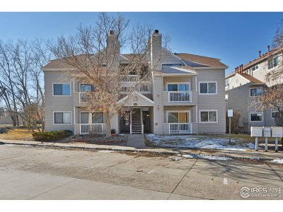 Boulder Condo/Townhouse For Sale: 4935 Twin Lakes Rd #26