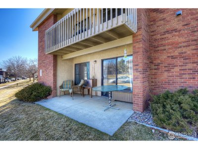 Boulder Condo/Townhouse For Sale: 565 Manhattan Dr #101