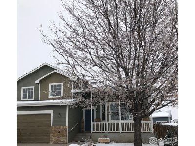 Greeley Single Family Home For Sale: 3004 43rd Ave