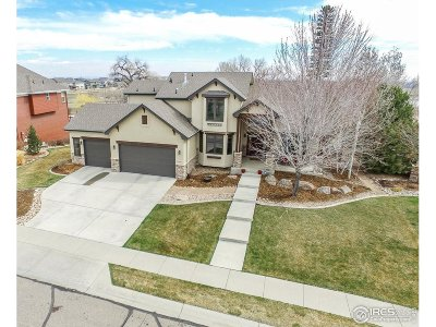 Fort Collins Single Family Home For Sale: 5974 Snowy Plover Ct