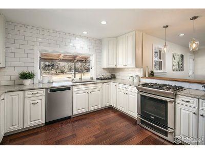 Boulder Single Family Home For Sale: 2260 Placid Dr