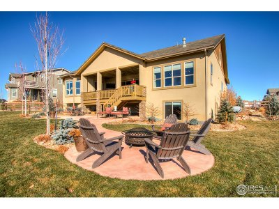 Fort Collins Single Family Home For Sale: 6333 Fall Harvest Way