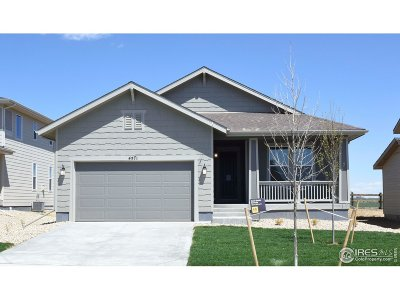 Firestone Single Family Home For Sale: 4571 N Bend Way