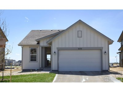 Weld County Single Family Home For Sale: 4572 N Bend Way