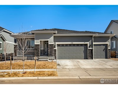 Commerce City Single Family Home For Sale: 11386 Helena St