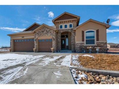 Berthoud Single Family Home For Sale: 3301 Tranquility Ct