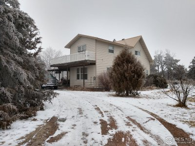Holyoke Single Family Home For Sale: 24991 County Road 31
