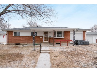 Greeley Multi Family Home For Sale: 1721 27th St
