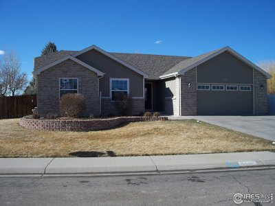 Greeley Single Family Home For Sale: 3097 50th Ave