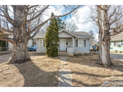 Single Family Home For Sale: 341 N Shields St