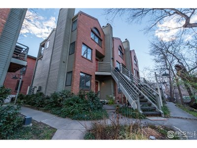 Boulder Condo/Townhouse For Sale: 1634 17th St #11