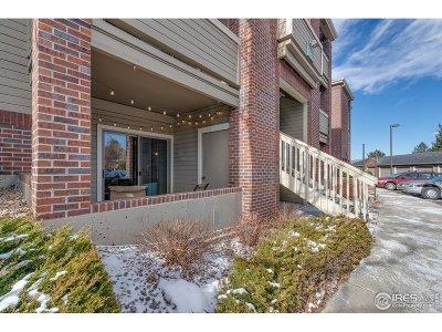 Boulder County Condo/Townhouse For Sale: 33 S Boulder Cir #109