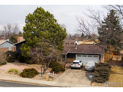 Loveland Single Family Home For Sale: 3320 Duffield Ave