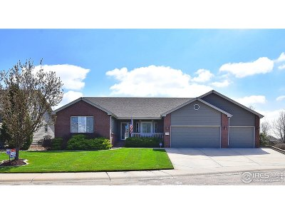 Loveland Single Family Home For Sale: 2930 Culebra Peak Dr