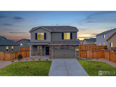 Berthoud Single Family Home For Sale: 2877 Big Thunder Rd