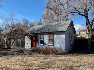 Fort Collins Multi Family Home For Sale: 329 N Sherwood St