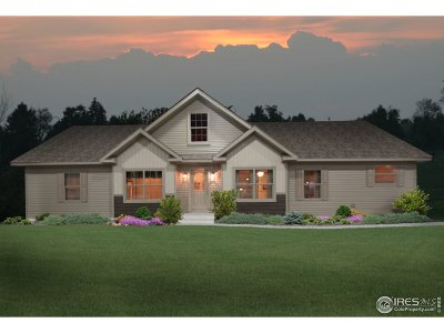 Weld County Single Family Home For Sale: County Road 29 1/2 #C1