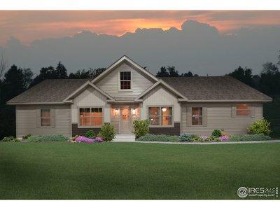 Nunn Single Family Home For Sale: County Road 29 1/2 #C1