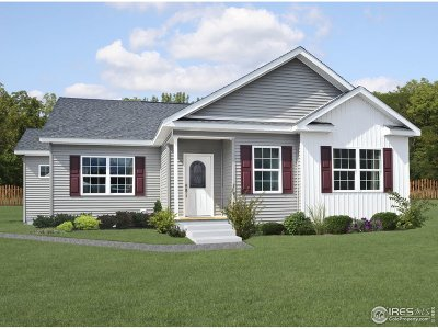 Nunn Single Family Home For Sale: County Road 29 1/2 #C2