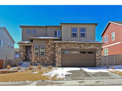 Thornton Single Family Home For Sale: 6934 E 133rd Pl