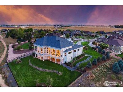 Greeley Single Family Home For Sale: 413 Horizon Cir