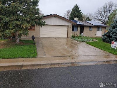 Arvada Single Family Home Active-Backup: 6317 Union St