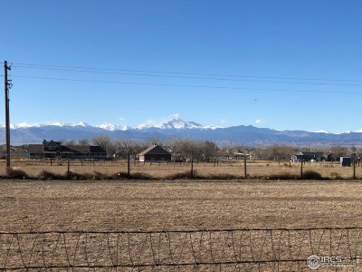 Longmont Residential Lots & Land For Sale: County Road 20