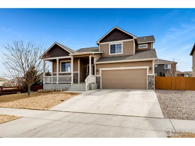 Larimer County Single Family Home For Sale: 635 Stoney Brook Rd