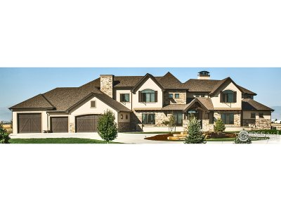 Weld County Single Family Home For Sale: 12710 Shiloh Rd